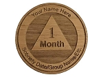 Personalized AA Month Token