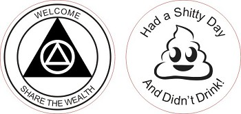 Share The Wealth Medallion