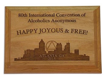 International Convention Plaque