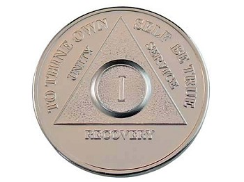 .999 Fine Silver Recovery Medallion