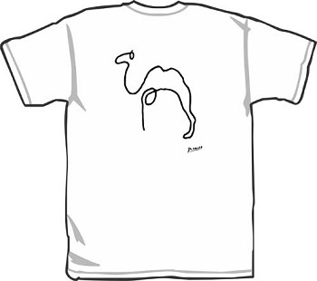 Recovery T-Shirt | Picasso Camel