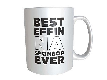 Best Effin NA Sponsor Ever Mug