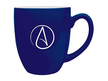 AA Star Trek-Style Circle & Triangle Bistro Cup