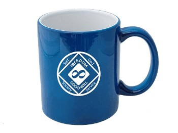 NA Infinity Chip Coffee Cup