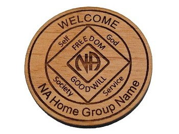 Personalized NA Group Welcome Chip