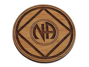 Wooden NA Welcome Chip