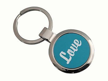 Recovery Key Tag - LOVE