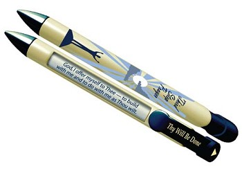The 3rd Step Prayer Pen