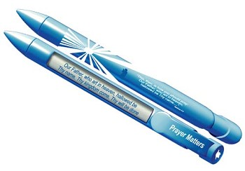 Lord's Prayer Recovery Pen