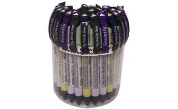 Recovery Prayer Pen Canister