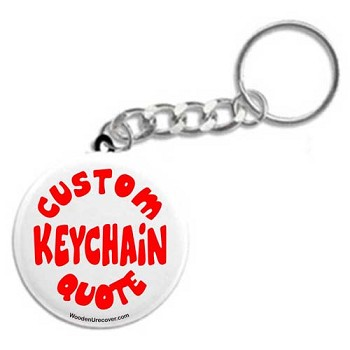 Custom Keychain Quote Request