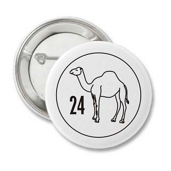 24 Hour Camel - Recovery Button