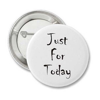 Just For Today - Recovery Button
