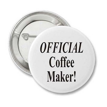 Official Coffee Maker - Recovery Pin