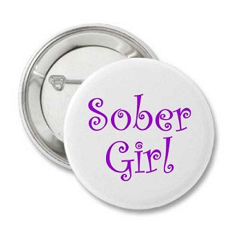 Sober Girl - Recovery Button