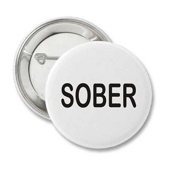 Sober - Recovery Button