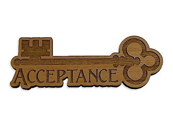 Acceptance is the Key Magnet
