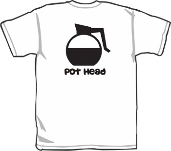 Pot Head Recovery T-Shirt